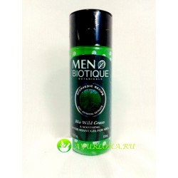 Bio Wild Grass After Shave Gel for Men Biotique 120ml