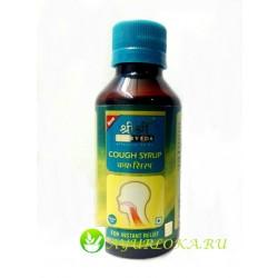 Травяной сироп от Кашля Шри Шри Аюрведа / Cough Syrup Sri Sri Ayurveda 50ml