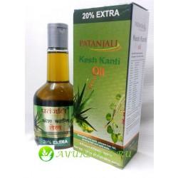 Лечебное масло для волос Кеш Канти Патанджали / Kesh Kanti Hair Oil Patanjali 120ml
