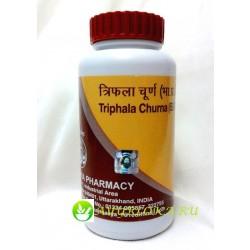 Трифала чурна Патанджали / Tiphala churna Patanjali 100gr