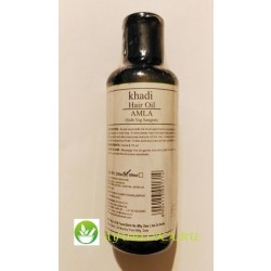 Масло для волос Амла Кхади Индия 210 мл/Amla hair oil KHADI