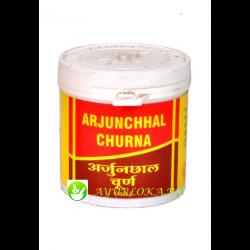 Arjunchhal churna Vyas 100g(При заболеваниях сердца)