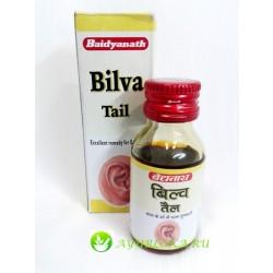 Масло для чистки ушной раковины-Bilva OIL Baidyanath 25ml