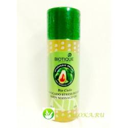 Bio Cado Sress Relief Mody massage oil Biotique