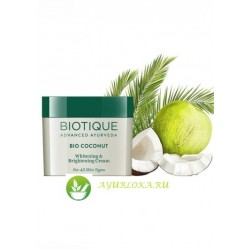 Bio Coconut Whitening Cream Biotique 50g