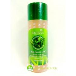 Bio henna leaf Shampoo & Conditioner Biotique