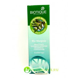 Bio Margoza Anti Dandruff Shampoo & Conditioner Biotique 120ml