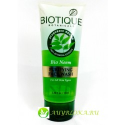 Bio Neem Purifying Face Wash Biotique