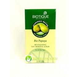Bio Papaya Tan-Removal Scrub Biotique