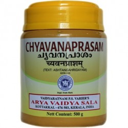 Чаванпраш 0,5кг Коттакал Керала / Chyavanprasam Kottakal Arya Vaidya Sala 0.5 kg