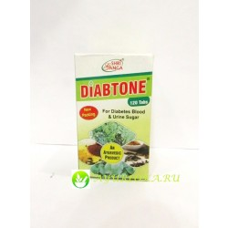 Диабтон (Diabtone, Shri Ganga) 120таб