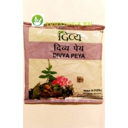 Аюрведический чай Дивья Пейя Патанджали / Divya Peya Ayurvedic Herbal Tea Patanjali 100gr