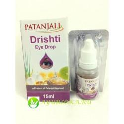 Дришти Патанджали - Drishti Eye Drops Patanjali 10ml