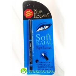 Карандаш Каджал для глаз- Soft Kajal  Eye-Liner Blue Heaven 0.31gr