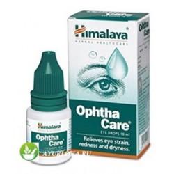 Капли для глаз офтакейр Гималая Индия 10 мл (Ophthacare eye drops Himalaya Herbals India)