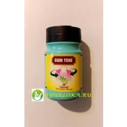Гам Тоун зубной порошок для кровоточащих и воспаленных десен 'Чарак' 50 г / Gum Tone Tooth powder Charak 50gr