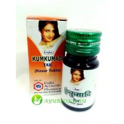 Кумкумади масло для лица-Kumkumadi tailam Ujnha 15 ml