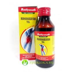 Маханараян массажное масло(от боли) - Mahanarayan Massage OIl Baidyanath 100ml