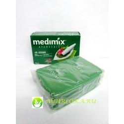 Медимикс мыло 18 Трав - Medimix Soap 18 herbs 125 gr