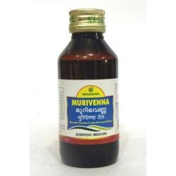 Муривена массажное масло Нагарджуна 200мл