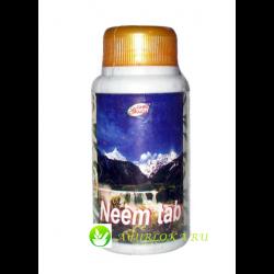 Neem Tablets Shri Ganga 120 tab