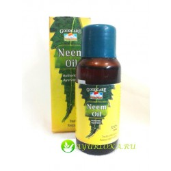 Масло нима - Neem Oil Goodcare 50gr