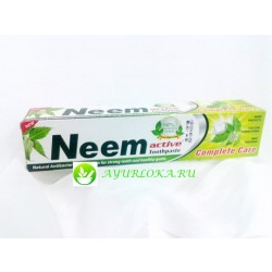 "Зубная паста ""Ним""-Neem Tooth Paste 125g"