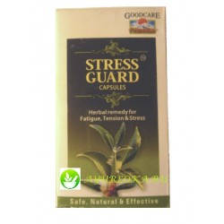 Stress Guard Goodcare. Антистрессовое в аюрведе . Стресс гуард 60 капс
