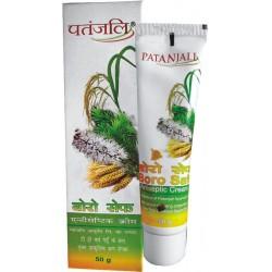Боро сэйф Патанджали крем антисептик 50г / Boro Safe Antiseptic cream patanjali 50g