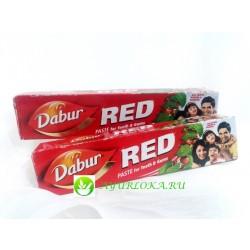 Зубная паста Ред Дабур / RED Tooth Paste Dabur 120 gr