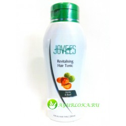 Hair Tonic-Тоник для волос- Revitalising Amla & Bael Jovees 200ml