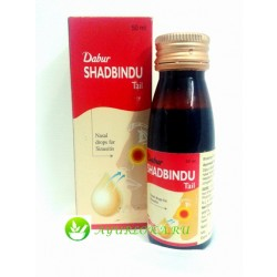 Shadbindu Tail Nasal Drop Dabur 25ml
