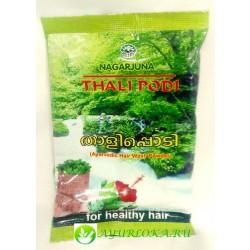 Тали Поди Сухой Шампунь  Thali Podi Hair Wash Nagaarjuna 50gr(УЦ)