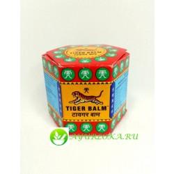 Tiger Balm Red-Тигровый бальзам Красный 21 gr
