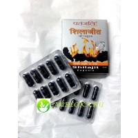 Шиладжит(мумие) Патанджали / Shilajit Capsul Patanjali 20 cap