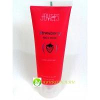 Клубничный очищающий гель_Strawberry Face Wash Jovees