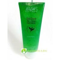 Очищающий гель/Tea Tree Oil Control Face Wash Jovees 120 ml