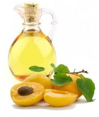 abricot oil