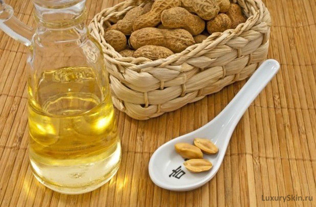 Арахисовое масло.Полезные свойства и применение.