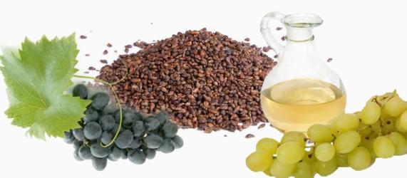 grape seeds oill