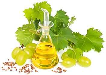 Масло виноградных косточек.Полезные свойства и применение.