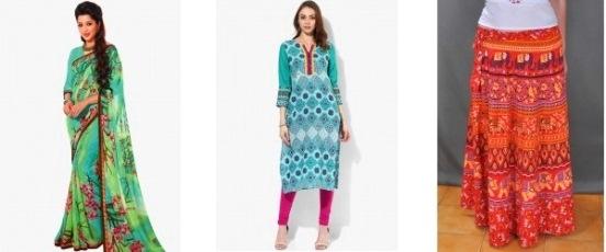 Этно одежда из индии